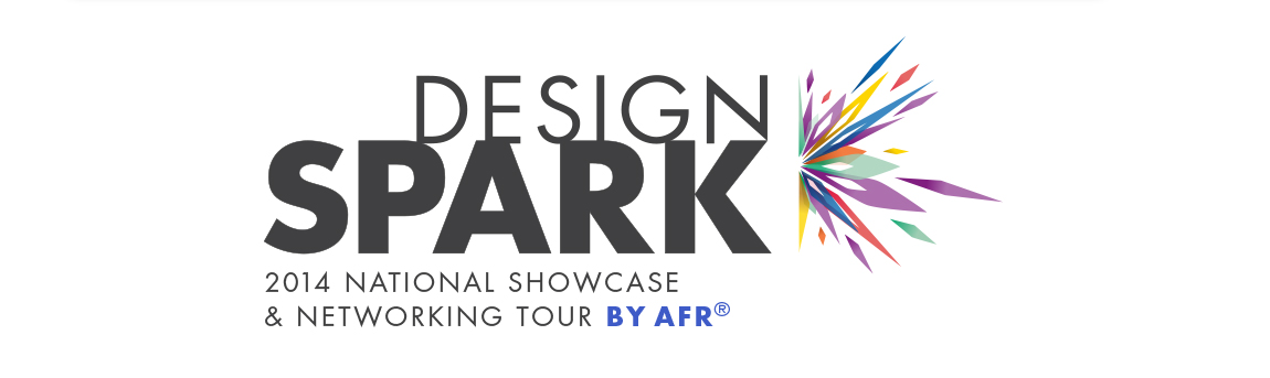 designSPARK  |  The 2014 National Showcase and Networking Tour by AFR Event Furnishings